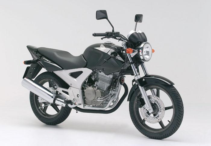 Honda CBF - 250cc