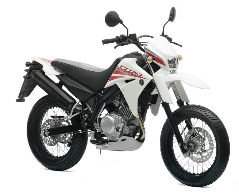 Yamaha XT Eduro - 125cc