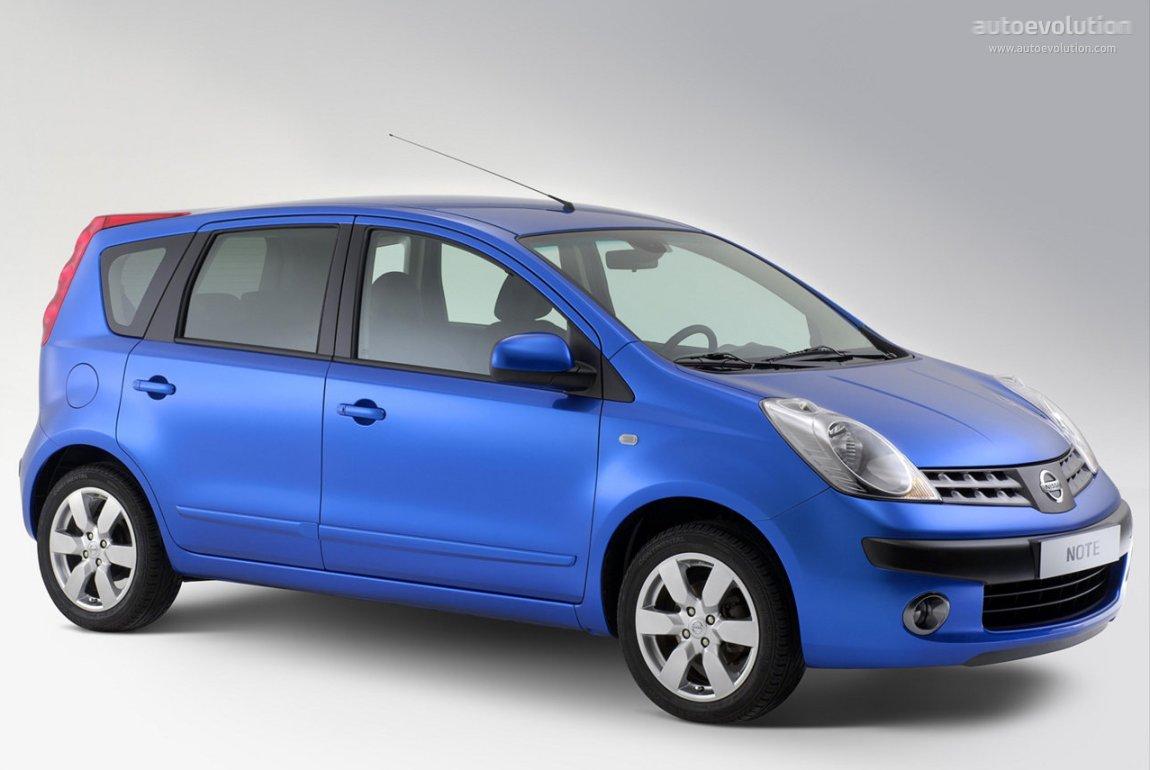 Nissan Note Diesel