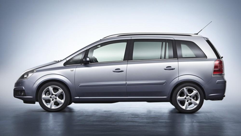Opel Zafira (7 seats)
