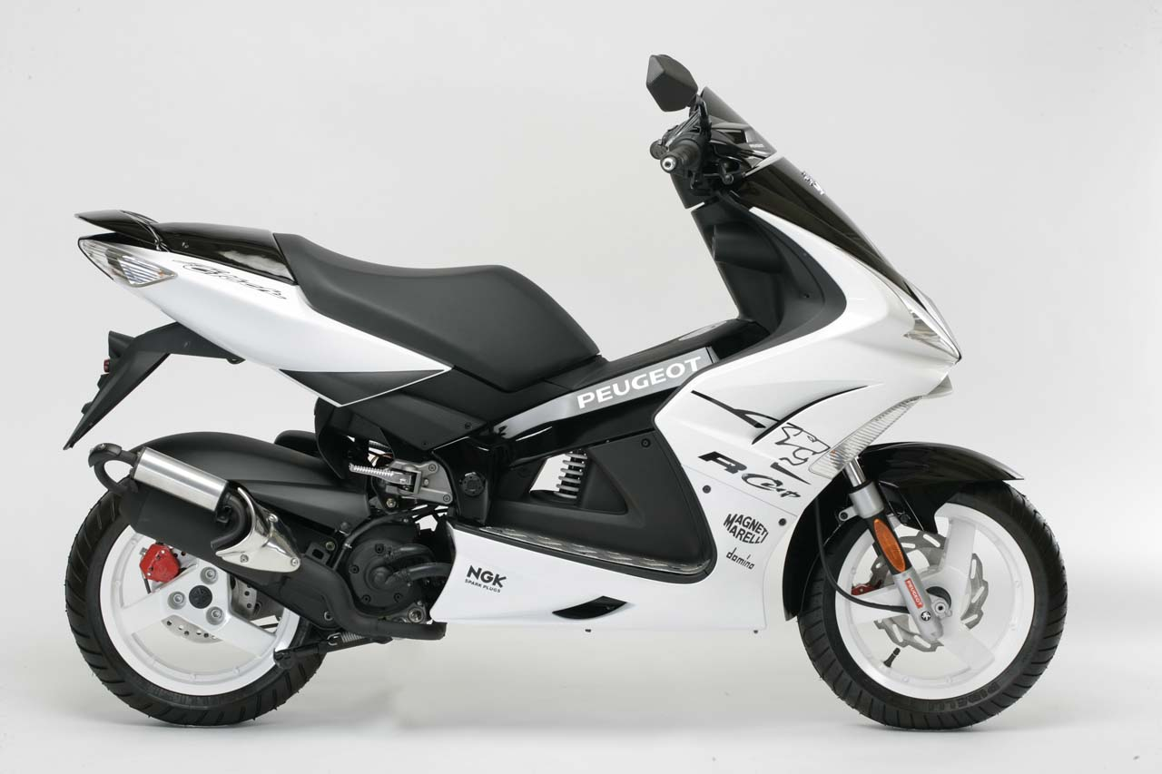 Peugeot Jet Force - 50cc
